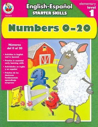 Numbers 0 to 20, Grades Pk - 2