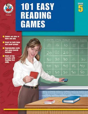 101 Easy Reading Games, Grade 5