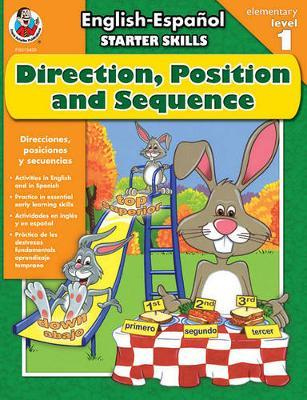 Direction, Position, and Sequence, Grades Pk - 2