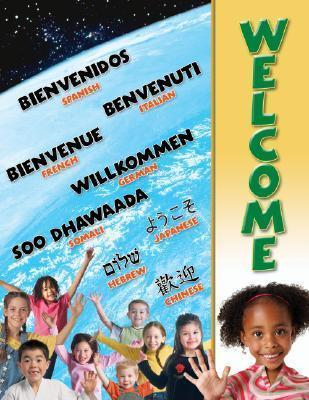 Multilingual Welcome Cheap Chart