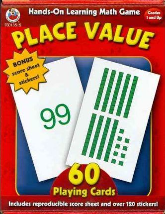Hands-On Learning Place Value Card Game