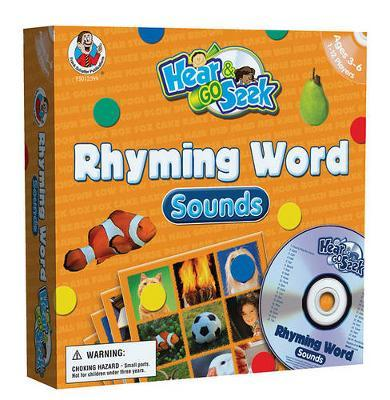 Hear & Go Seek Rhyming Word Sounds