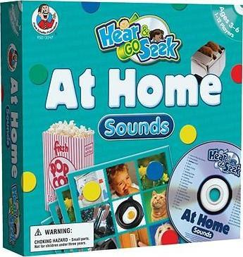 Hear & Go Seek at Home Sounds
