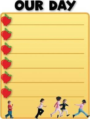Our Day Back to School Cheap Chart