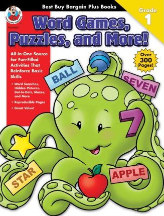 Word Games, Puzzles, and More!