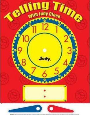 Telling Time with Judy Clock
