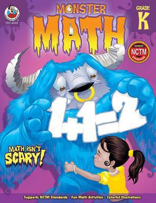 Monster Math, Grade K