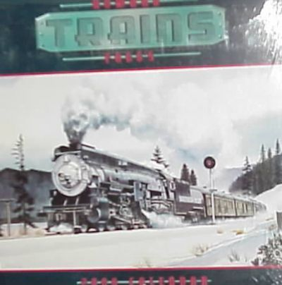 Howard Foggs Trains: 2000