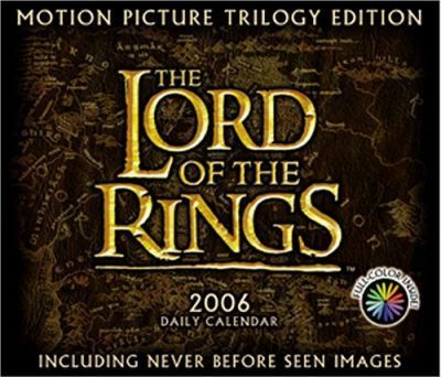 Official Lord Of The Rings - The Trilogy Block 2006