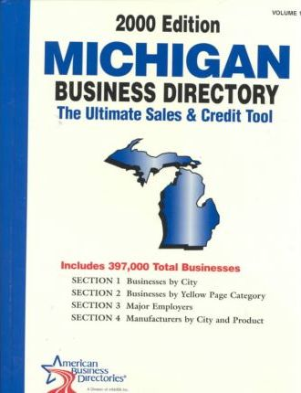 Michigan Business Directory 2000