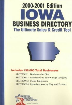 Iowa Business Directory (2000-2001)
