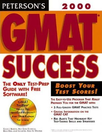 Gmat Sucess  With CD-Rom