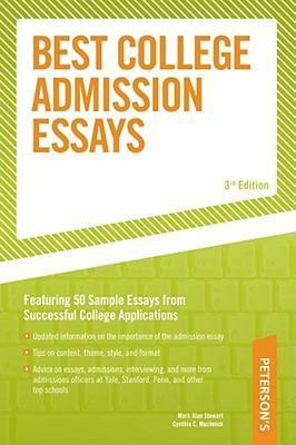 best college essays book Infographic: what makes a strong college essay discover why these two real college essays got students in the door of johns hopkins university.