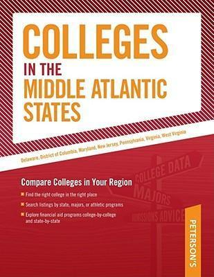 Peterson's Colleges in the Middle Atlantic States