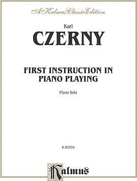 First Instruction in Piano Playing
