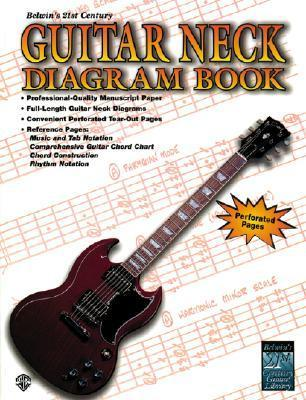 Guitar Neck: Diagram Book