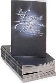 A Festival of Hymns -- The Writers Tell Their Stories  Congregational Part, 25 Sheets