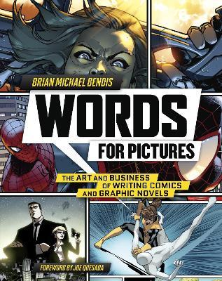 Words for Pictures Cover Image