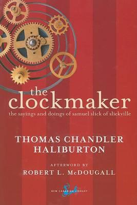 The Clockmaker Cover Image