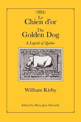 Le Chien d'or/The Golden Dog: Volume 12 Cover Image