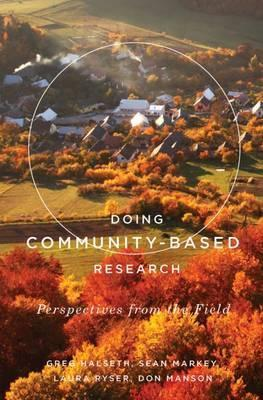 Doing Community-Based Research  Perspectives from the Field