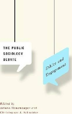 public sociology a discussion for and against The study found that overall, greater sexism in a society predicts decreases in gender equality over time another possible factor is the role of occupational segregation, where some jobs may be filled more by men or women, be it by choice, obligation, or exclusion.
