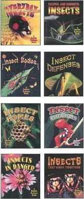 World of Insects Series