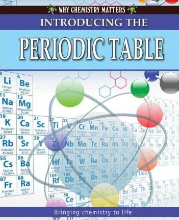 Introducing The Periodic Table Tom Jackson 9780778742340