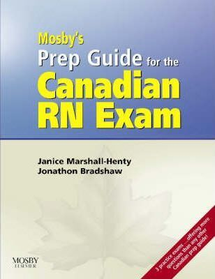 Mosby's Prep Guide for the Canadian RN Exam