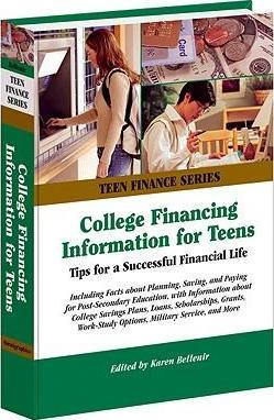 College Financing Information for Teens  Tips for a Successful Financial Life