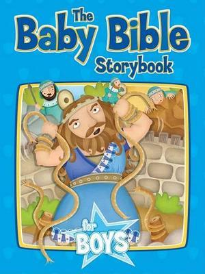 Baby Bible Storybook for Boys