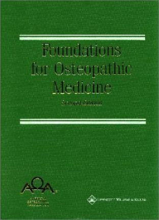 Foundations for osteopathic medicine 2nd edition | rent.