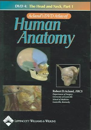 Acland\'s Atlas of Human Anatomy: DVD Set Part 1 : Robert D. Acland ...