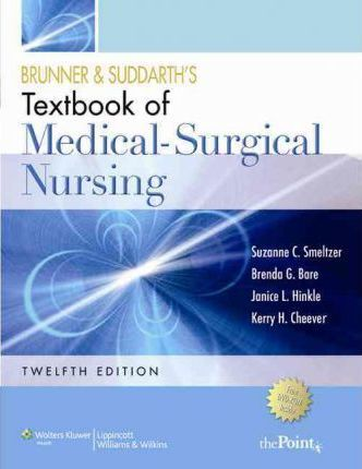 Brunner and suddarths textbook of medical surgical nursing brunner and suddarths textbook of medical surgical nursing fandeluxe Image collections