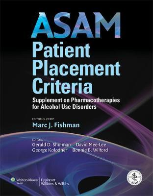 ASAM Patient Placement Criteria