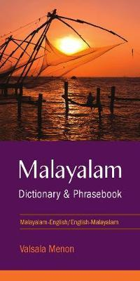 Malayalam Dictionary and Phrasebook PDF Read & Download