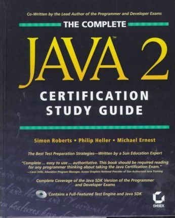 The Complete Java 12 Certification Study Guide