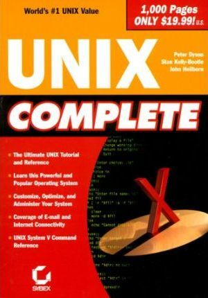Unix Complete Reference Book