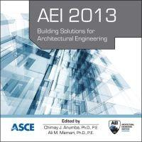 AEI 2013  Building Solutions for Architectural Engineering