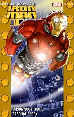 Ultimate Iron Man: Vol. 2