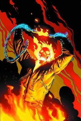Ghost Rider Vol 2: The Life & Death Of Johnny Blaze