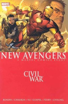 New Avengers Vol.5: Civil War