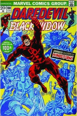 Essential Daredevil: Man without Fear! Vol. 4