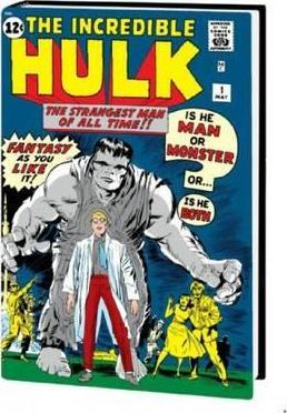 The Incredible Hulk Vol.1