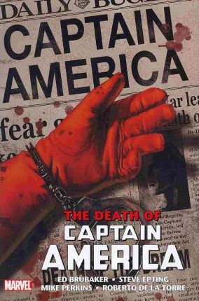 Captain America: The Death Of Captain America