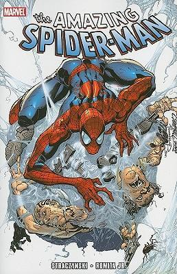 Amazing Spider-man By Jms - Ultimate Collection Book 1 Cover Image