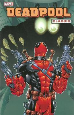 Deadpool Classic Vol.3 Cover Image
