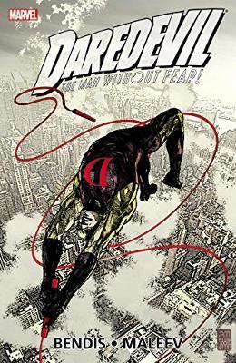Daredevil By Brian Michael Bendis & Alex Maleev Ultimate Collection Vol. 3 Cover Image