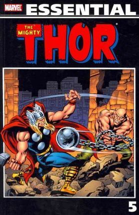 Essential Thor Volume 5