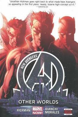 New Avengers: Other Worlds (Marvel Now) Volume 3